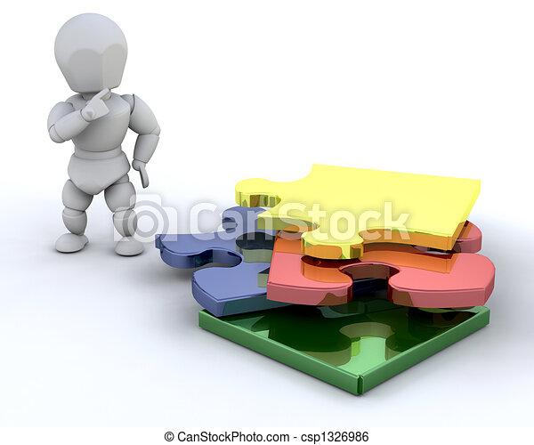 Unsolved puzzle - csp1326986