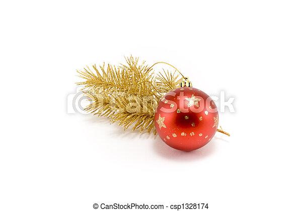 Fir tree decoration 2