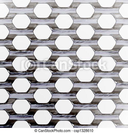 Steel Mesh - csp1328610