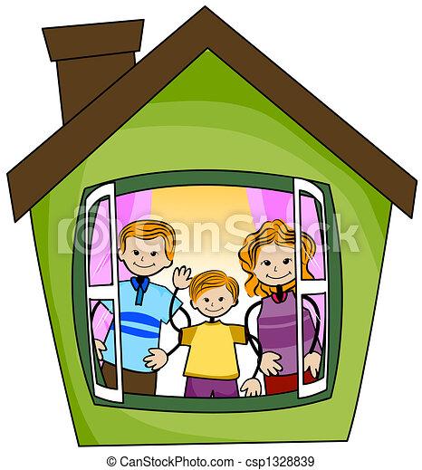 My Home - csp1328839