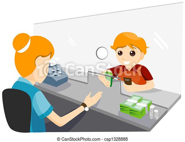 Child Savings - csp1328888
