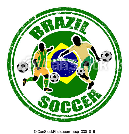 Brazil soccer logo 256x256