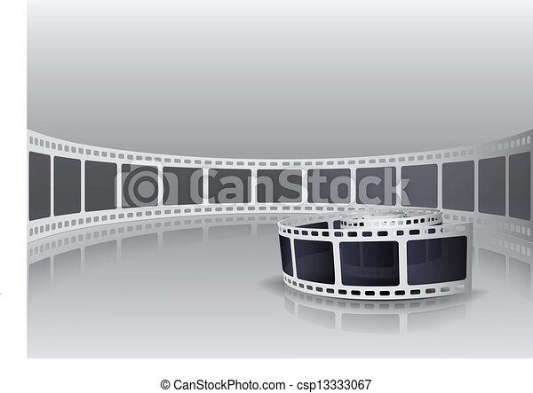 Film roll Vector Clip Art Illustrations. 3,496 Film roll clipart ...