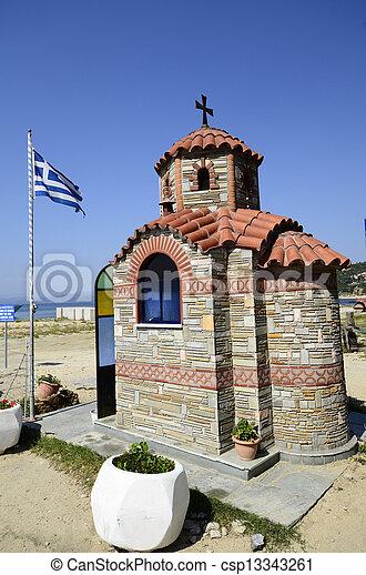 Greece, religion - csp13343261