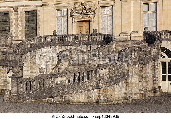 Stock photos of fontainebleau castle seine et marne ile - Vide greniers seine et marne ...