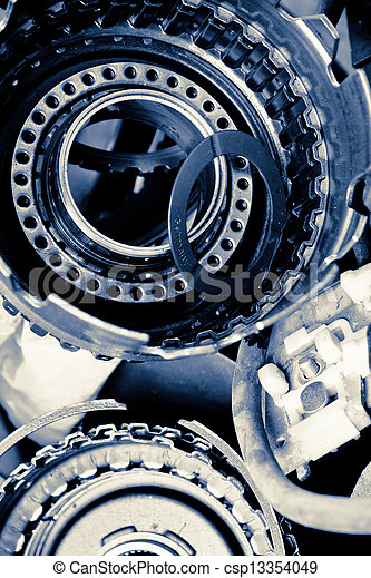 automobile gear assembly - csp13354049