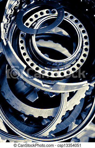 automobile gear assembly - csp13354051
