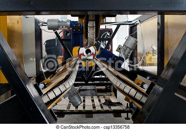 industrial machine - csp13356758