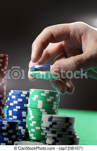Gambling - csp13361071