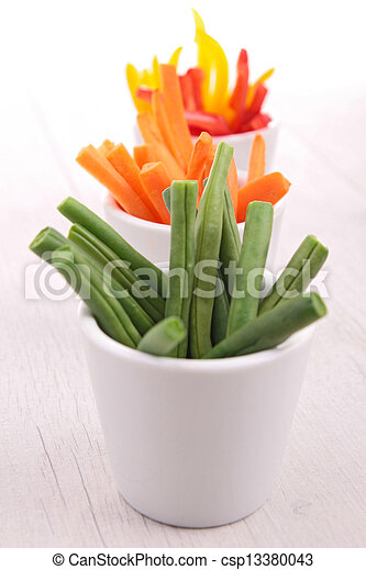 fresh vegetables - csp13380043