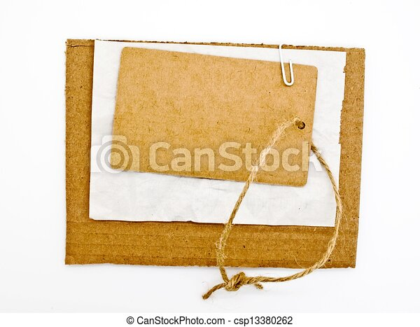 Old paper - csp13380262