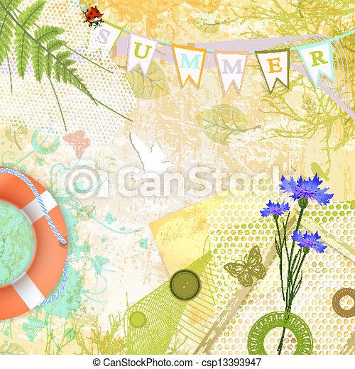 Summer - csp13393947