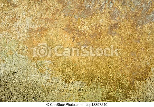 Patina Background - csp13397240