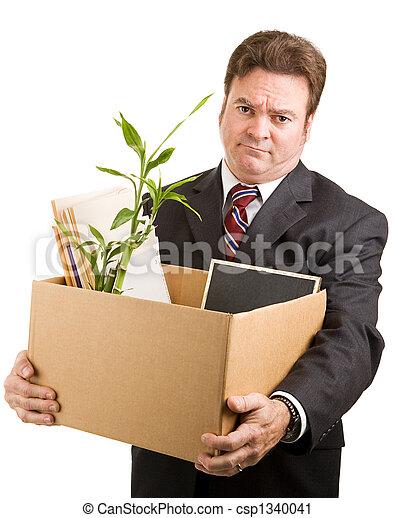 Unemployed Executive - csp1340041