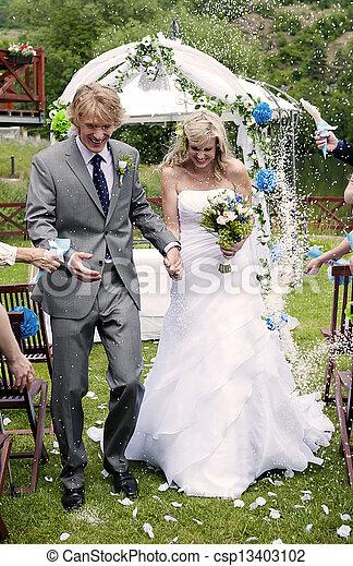 婚禮 - csp13403102
