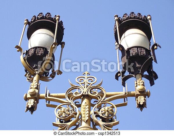 corps of lights - csp1342513