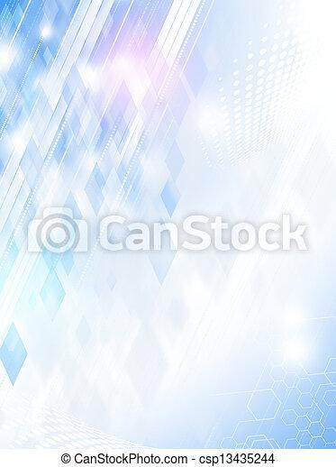 摘要, 技術, 事務, 背景 - csp13435244