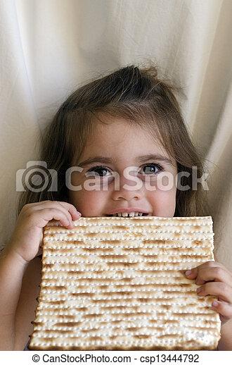 Passover Jewish Holiday - csp13444792