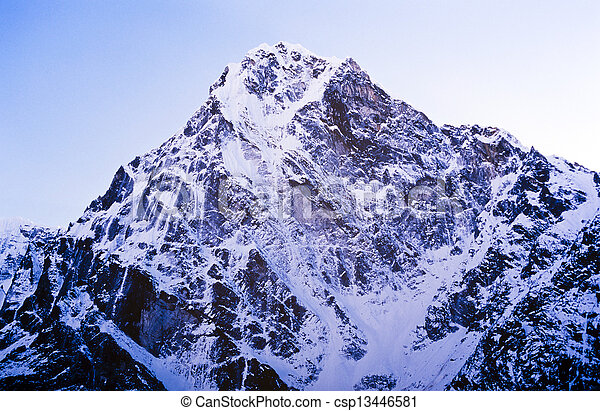 Himalaya Mountains - csp13446581