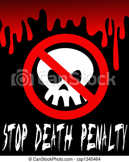 Stop death penalty - csp1345464