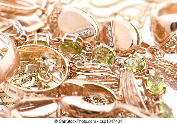 valuable close up - csp1347431