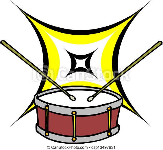 Drum Drumstick Clipart Drum And Drumsticks