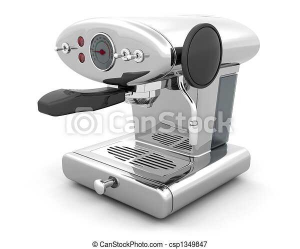 Coffee machine - csp1349847