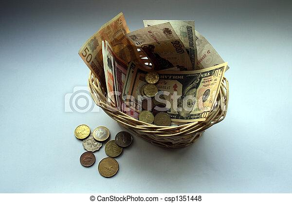 Monetary Basket - csp1351448