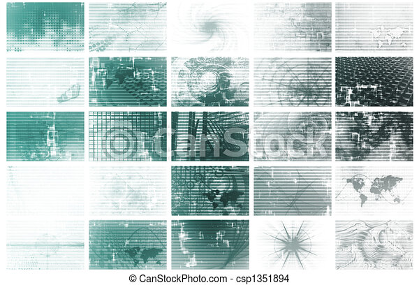 Mass Communications - csp1351894