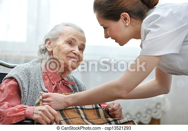 Nursing home - csp13521293