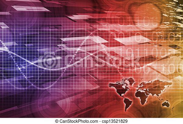 Media Communication - csp13521829