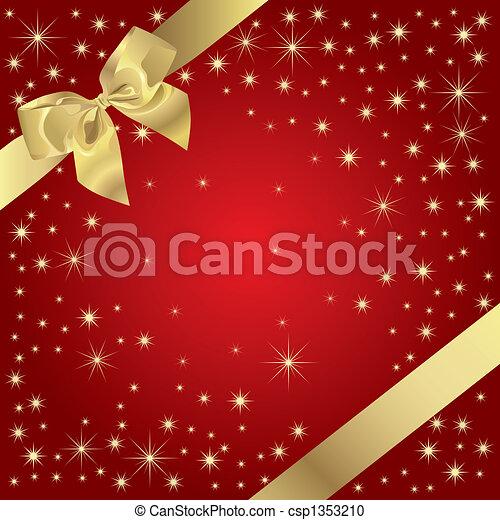 Magic Present - csp1353210