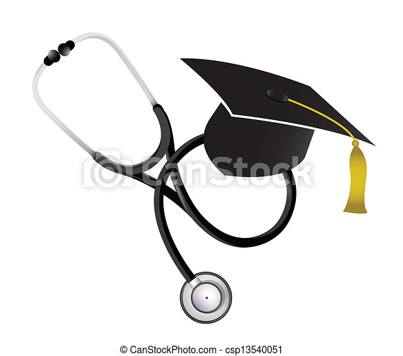 medicine education concept - csp13540051