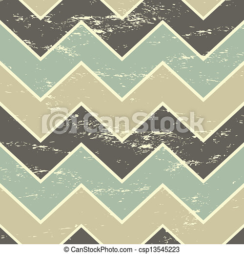 Seamless Chevron Pattern - csp13545223