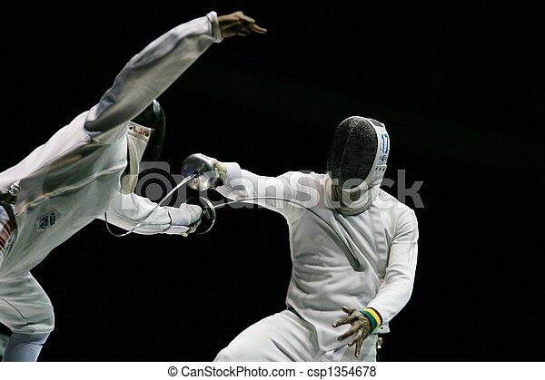 Fencing - csp1354678