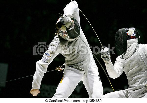 Fencing - csp1354680