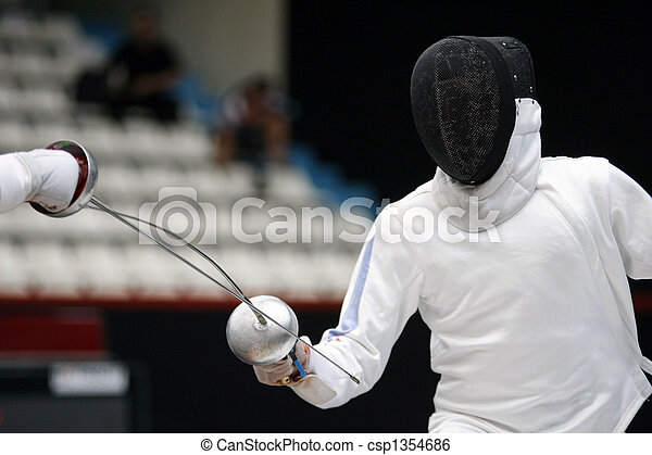Fencing - csp1354686