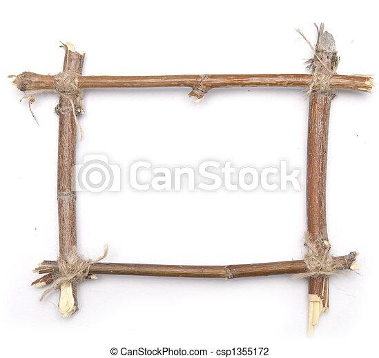 twig frame - csp1355172