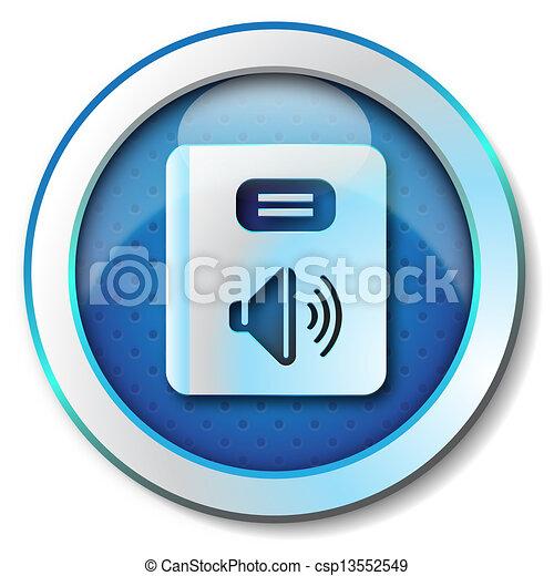 Audio books stock options