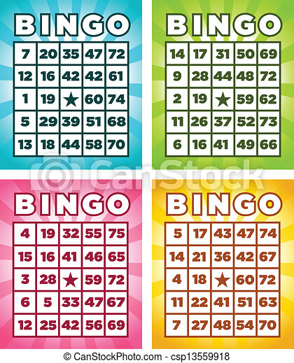 Bingo Graphic Design
