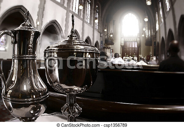 Photo of catholic church - csp1356789