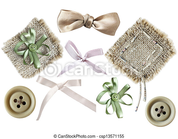 Set of elements for scrapbooking - csp13571155
