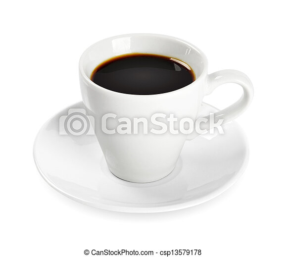 Cup of coffee - csp13579178
