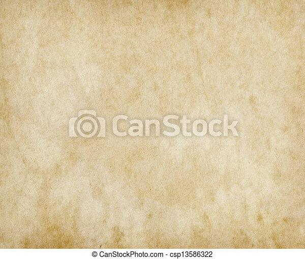 antique cracked paper texture - csp13586322