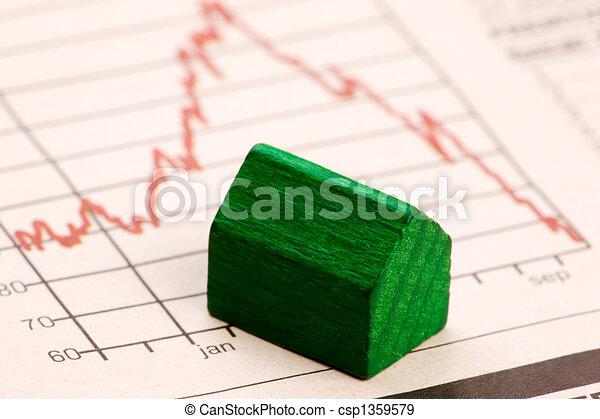 Housing Market Risk - csp1359579