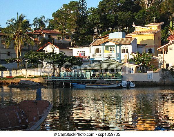 Barra da Lagoa - csp1359735