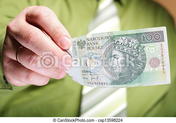 polska pengar till svenska