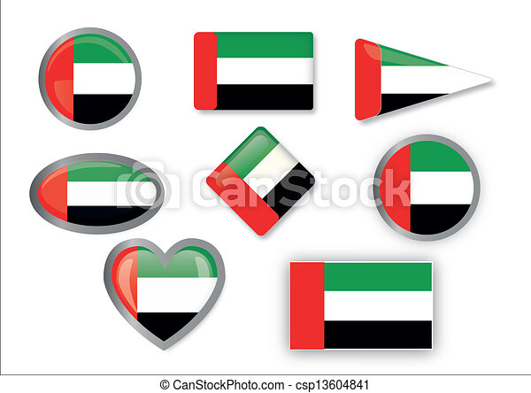 Uae Emblem Vector Uae Flag Uae Flag Eps Vector