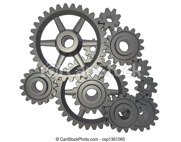 cogwheel mechanism - csp1361060