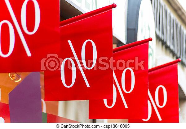retail price drop in percentage - csp13616005